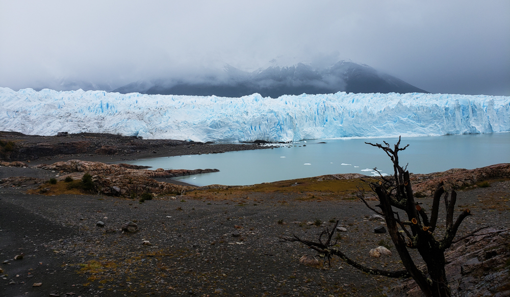 The view on our way to the glacier trekking start point