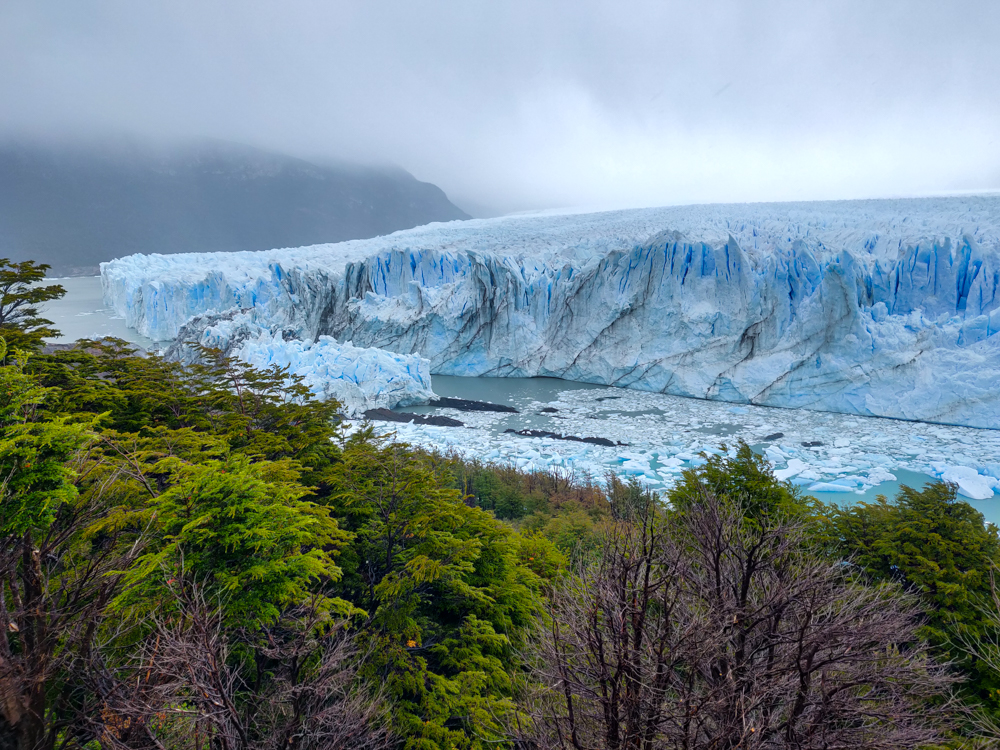 Another Perito Moreno Glacier view