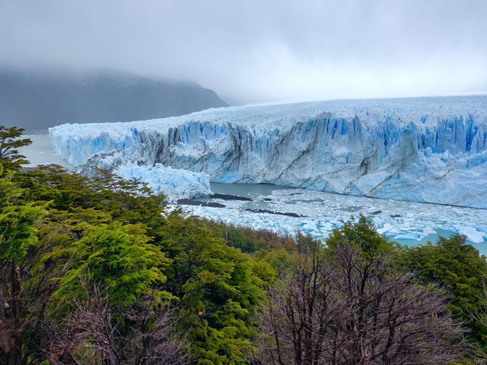 Another Perito Moreno Glacier view