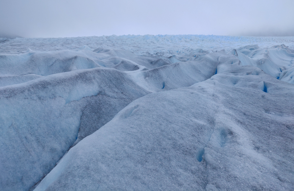 The glacial wilderness