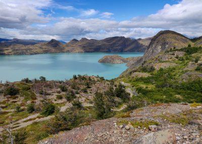 The W Trek, Day 3 – Lake Nordenskjöld