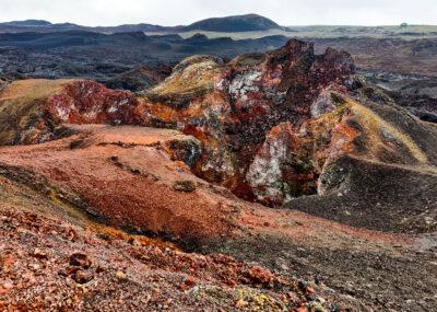 Isabela Island – Sierra Negra Volcano